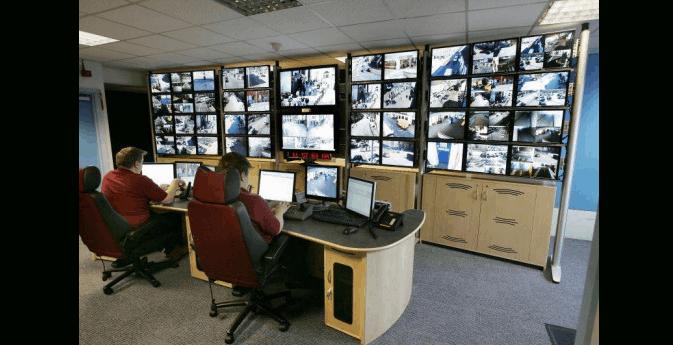Системы видеонаблюдения для банков