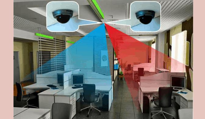 Системы видеонабюдения для офисов