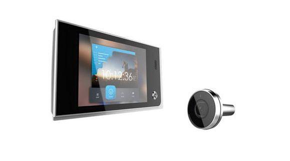 Выбор систем безопасности - видеодомофон или видеоглазок